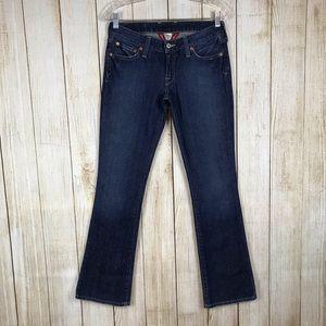 Lucky Brand Lola Bootleg Jeans Size 2/26
